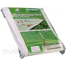 Агроволокно 50 г/м² 1,6 х 10 м (белое) Agreen. Агроволокно в пакетах