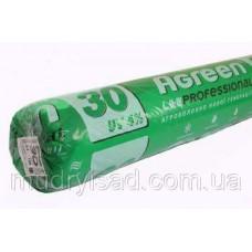 Агроволокно 30 г/м² 1,6 х 50 м (белое) Agreen