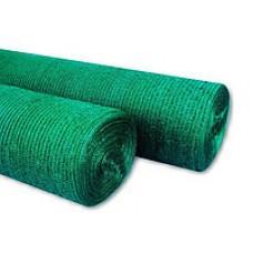 Сетка затеняющая 80% 1,6 м х 100 м зеленая, 85 г/м² (Украина)
