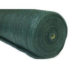 Сетка затеняющая 85% 1,5 м х 100 м зеленая (Венгрия)