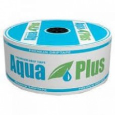 Капельная лента Aqua Plus/ Star Tape 20 см 1 л/ч 500 м