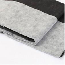 Агроволокно 50 г/м² 1,6 х 10 м (черное-белое) Agreen. Агроволокно в пакетах