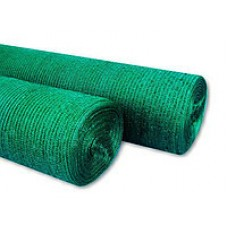 Сетка затеняющая 60% 2 м х 100 м зеленая, 55 г/м² (Венгрия)